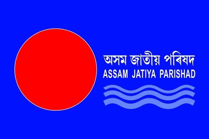 AJP New Party Flag