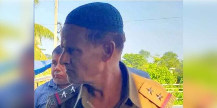 Assam Police Inspectors is suspended for wearing a skull cap