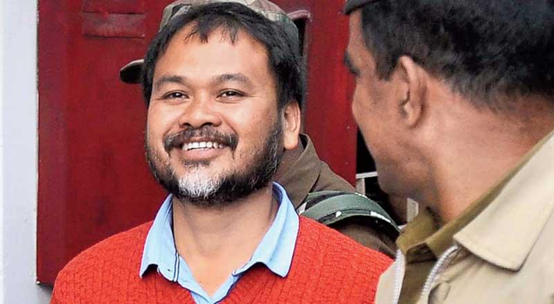 Akhil Gogoi bail plea hearing