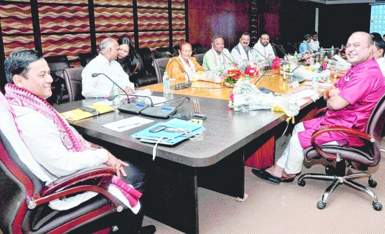 decisions of Assam Cabinet Meeting Today