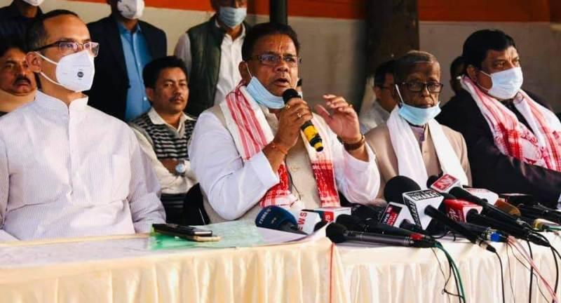 Assam Congress key promises