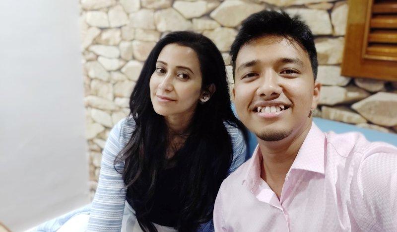 Barsha Rani Bishaya marriage