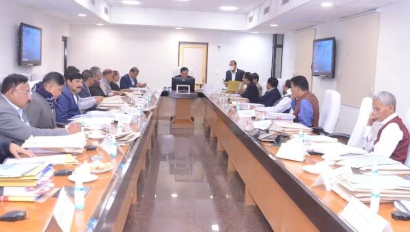 Assam Cabinet meeting decisions