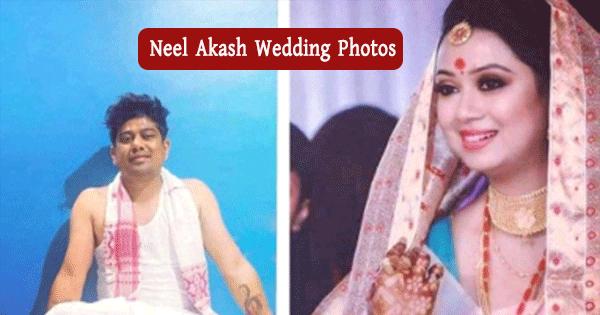 Neel Akash Wedding Photos