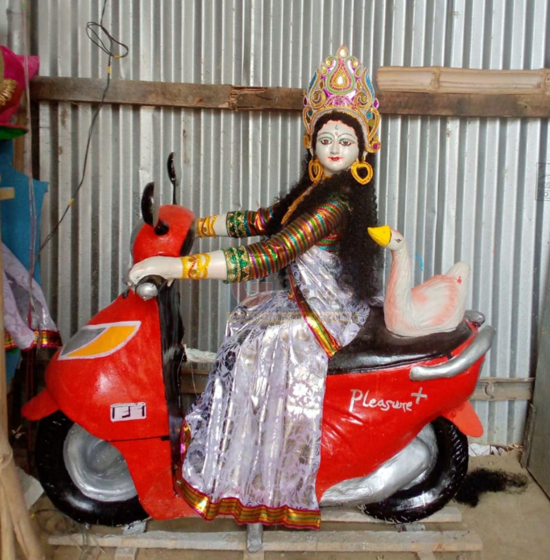 Saraswati Puja Assam 2021