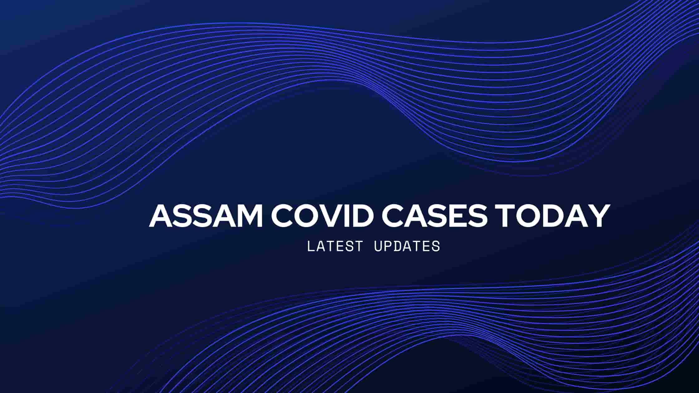 ASSAM COVID 19 CASES TODAY