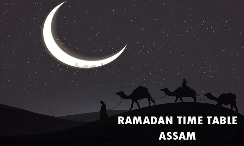 Assam Ramadan Chart 2021
